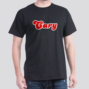 Retro Cary (Red) Dark T-Shirt